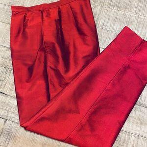 ❤️sale❤️ Lafayette 148 New York 100% silk pants